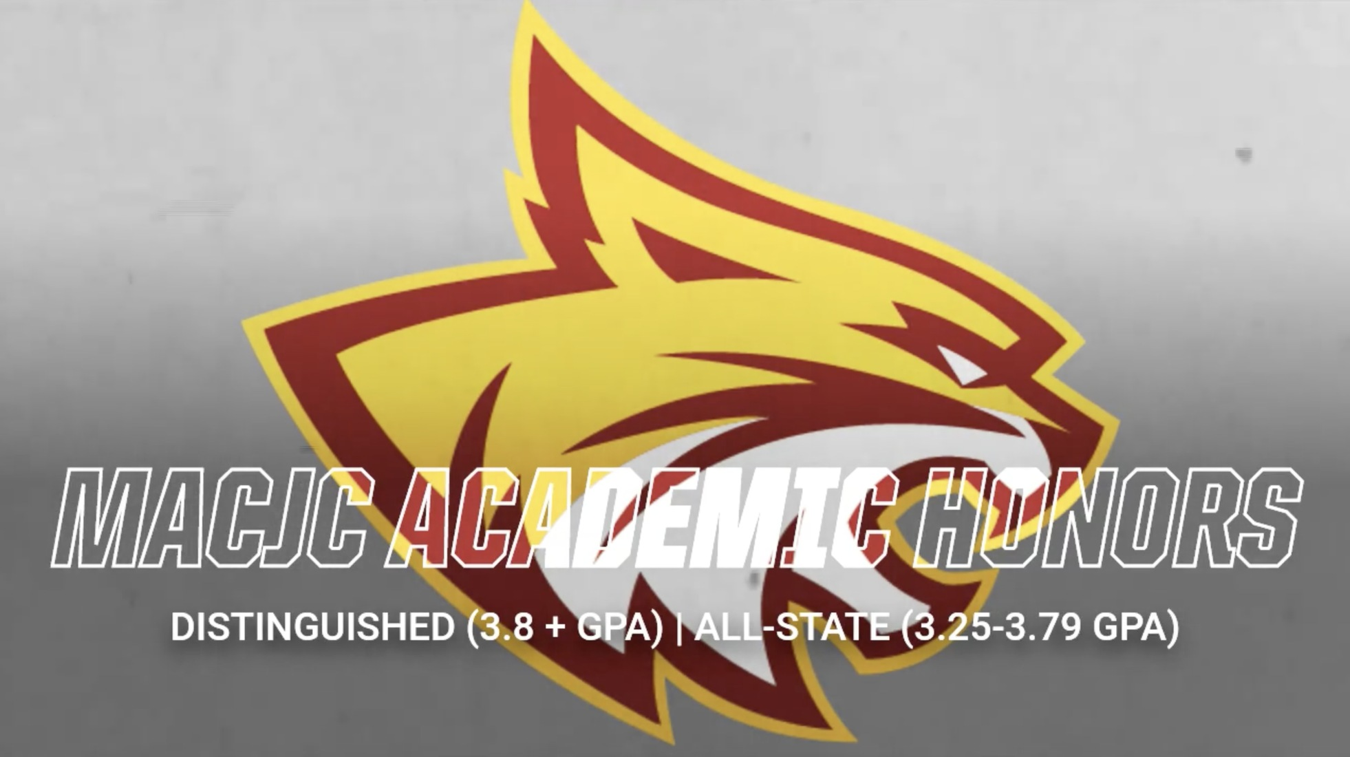 57 PRCC Wildcats earn Academic All-State honors