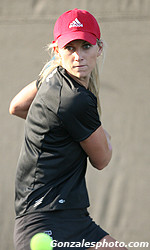 Bronco Women's Tennis Falls 6-0 To No. 56 Southern Methodist