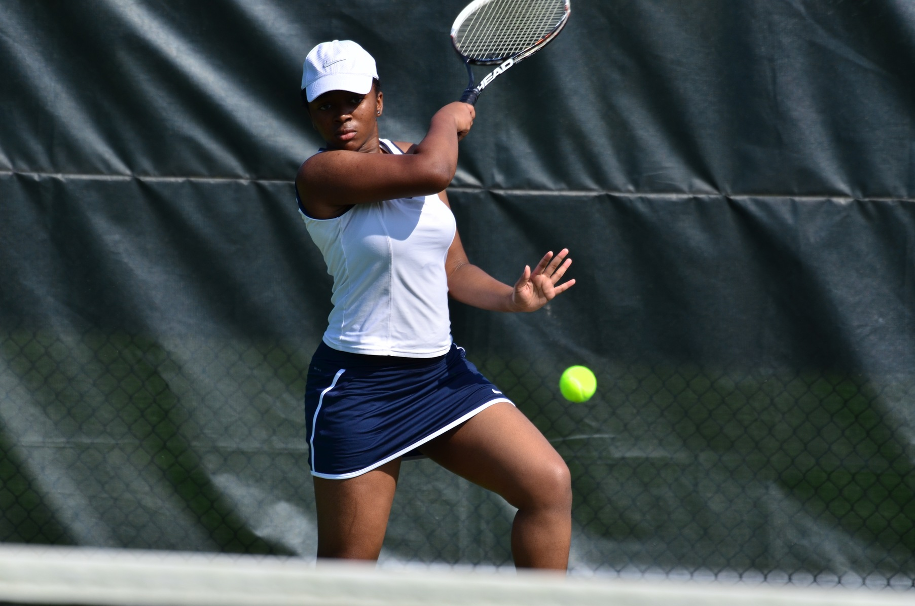 Pitt-Bradford Defeats Women's Tennis in AMCC Action