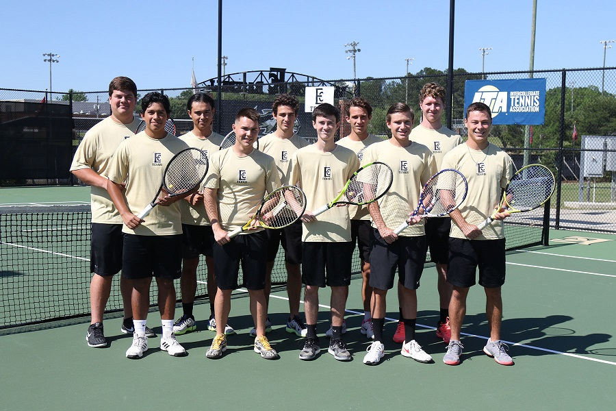 ECCC Men's Tennis Earns Bid to National Championship