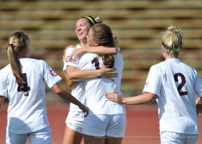 EYEBRONCOS! Santa Clara Women's Soccer Preview (GREAT BEHIND-THE-SCENES LOOKS FROM PRACTICE AND LAKE TAHOE!)