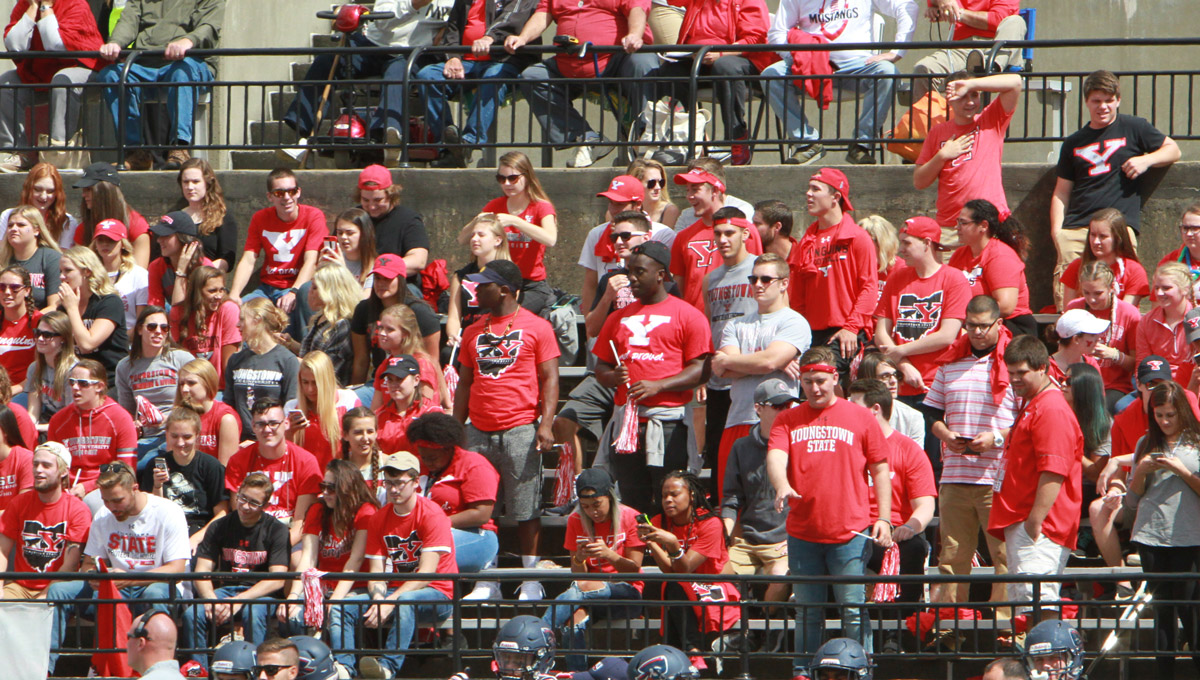 YSU students can buy tickets to the Penguins' game at West Virginia until August 10.