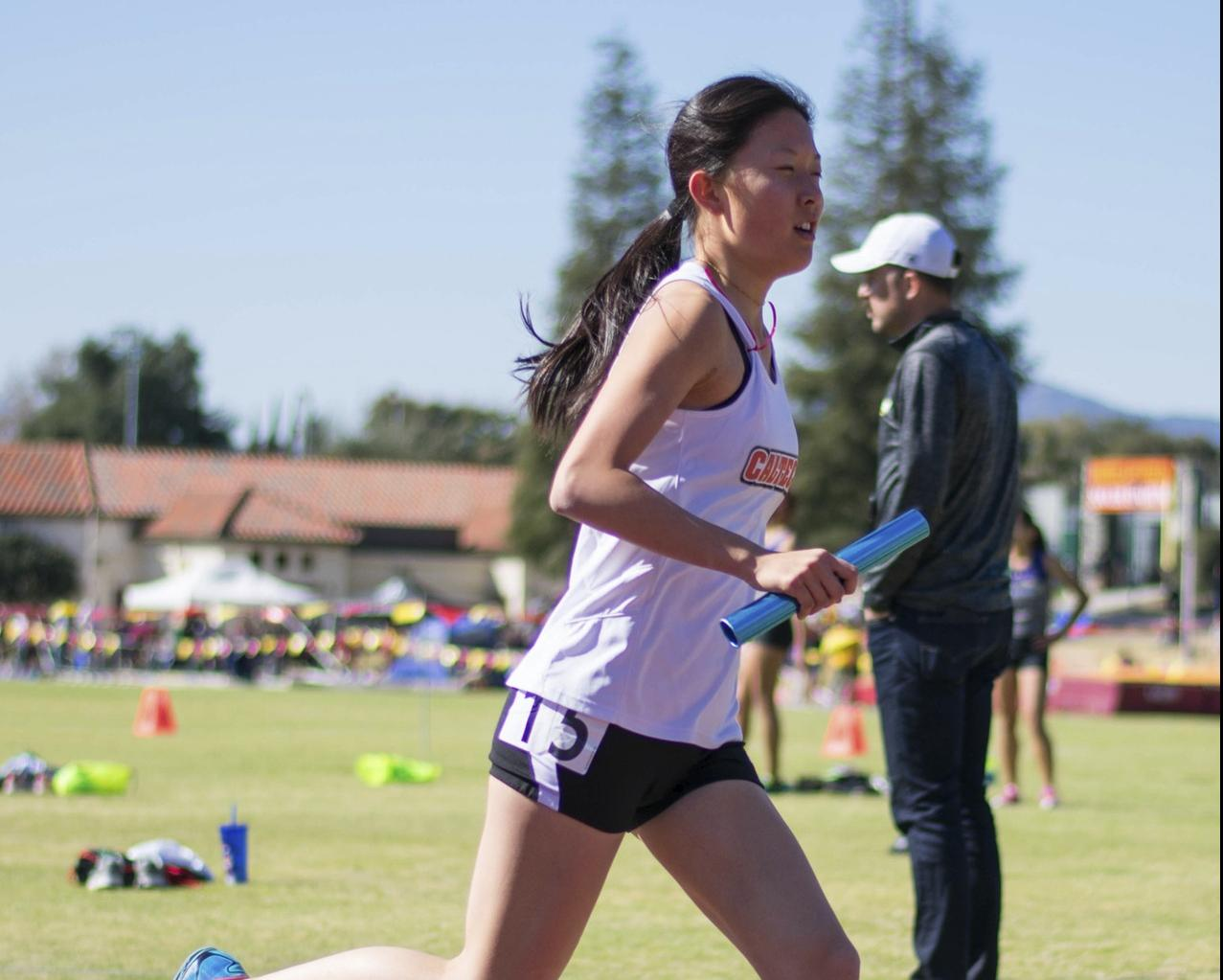 Hu's School Record Leads Historic Day at Oxy