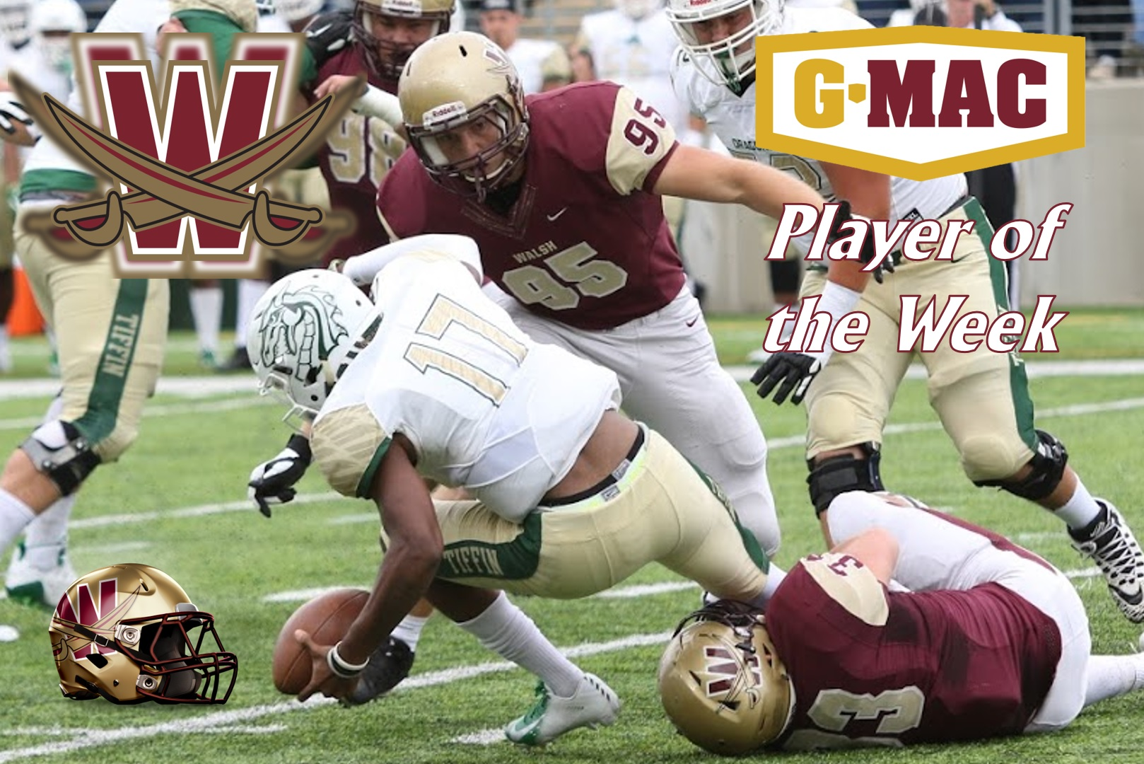 Shellenbarger Named G-MAC Defensive Player of the Week