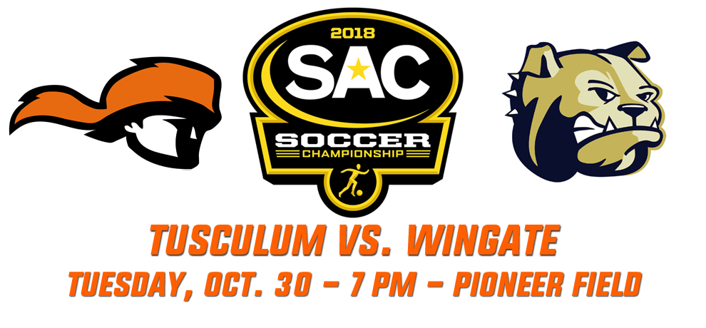 Pioneers to host Wingate in SAC quarterfinals on Tuesday