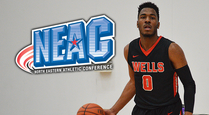 NEAC Men's Basketball Weekly Honor For Rich Ross