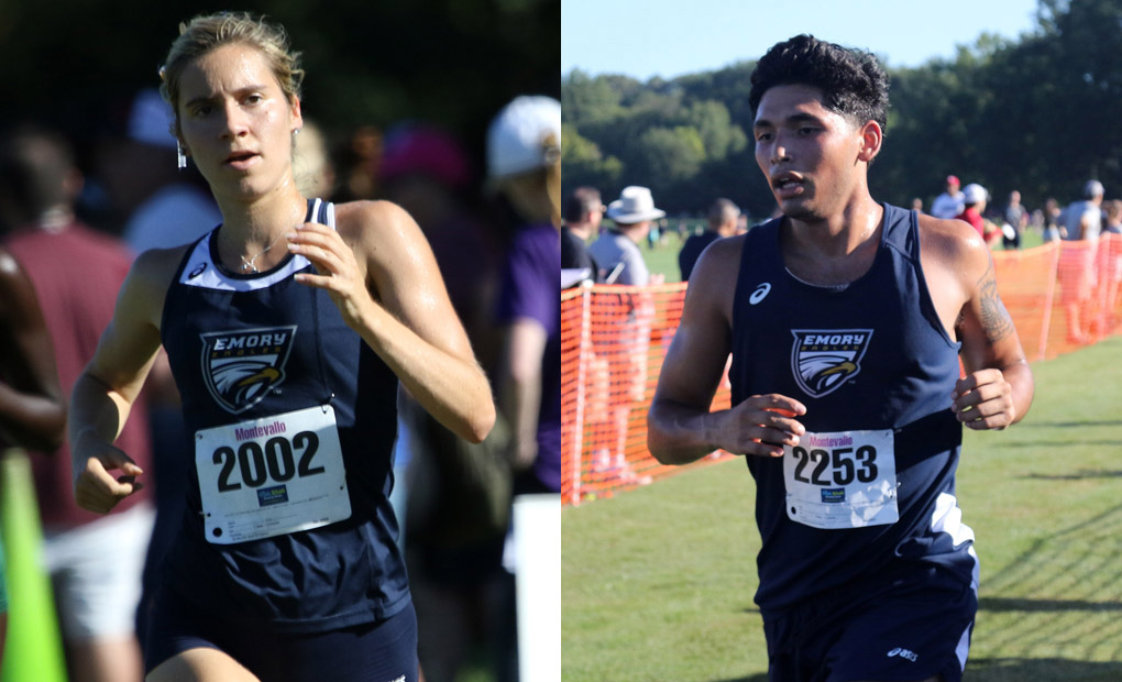 Emory Men's And Women's Cross Country Teams Post Strong Showings At JSU