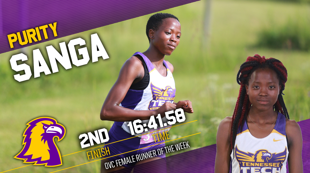 Kipkirui, Sanga crowned OVC Runners of the Week again
