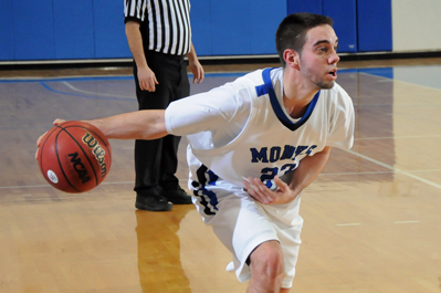Monks Prevail Over Lasers in Overtime, 96-92