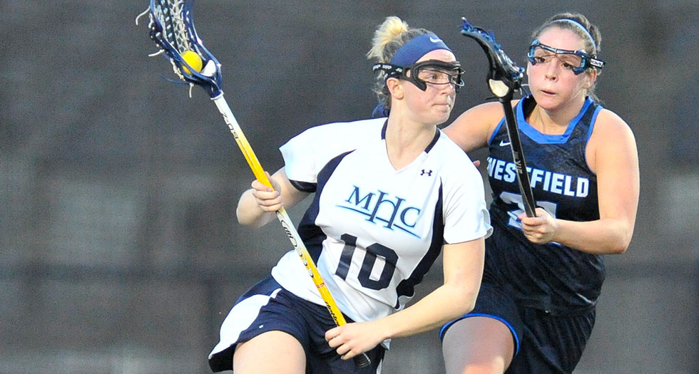 Lacrosse Falls to Emerson in NEWMAC Season Opener