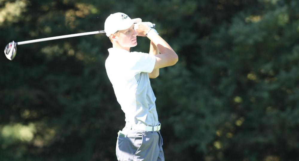 Men's Golf Finishes Third at CSU Invitational