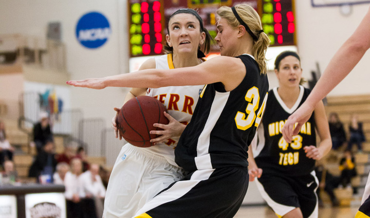 Ferris State Falls To MTU In Battle Between GLIAC North Leaders