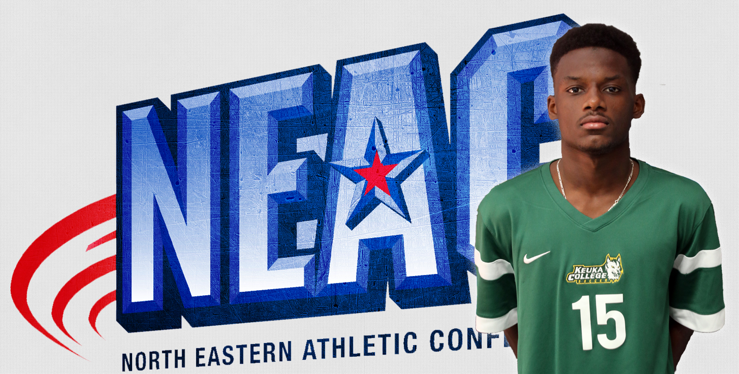 Doukhansy Named NEAC Player of the Week
