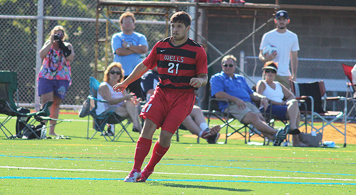 Another Late Goal Gives Men's Soccer A Third-Straight Win