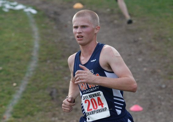Men's XC finshes 4th at UMass Dartmouth Invitational