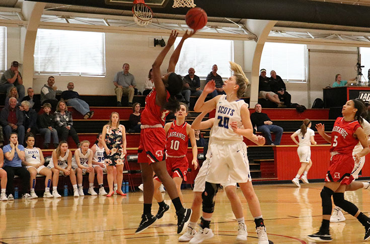 Women's Basketball: Panthers use strong third quarter to beat Covenant 61-36