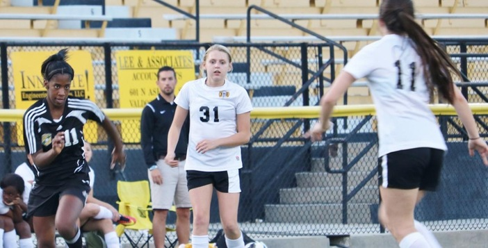 JV Soccer Teams Fall to Valdosta on the Road