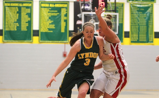 Lyndon rallies past Thomas in overtime