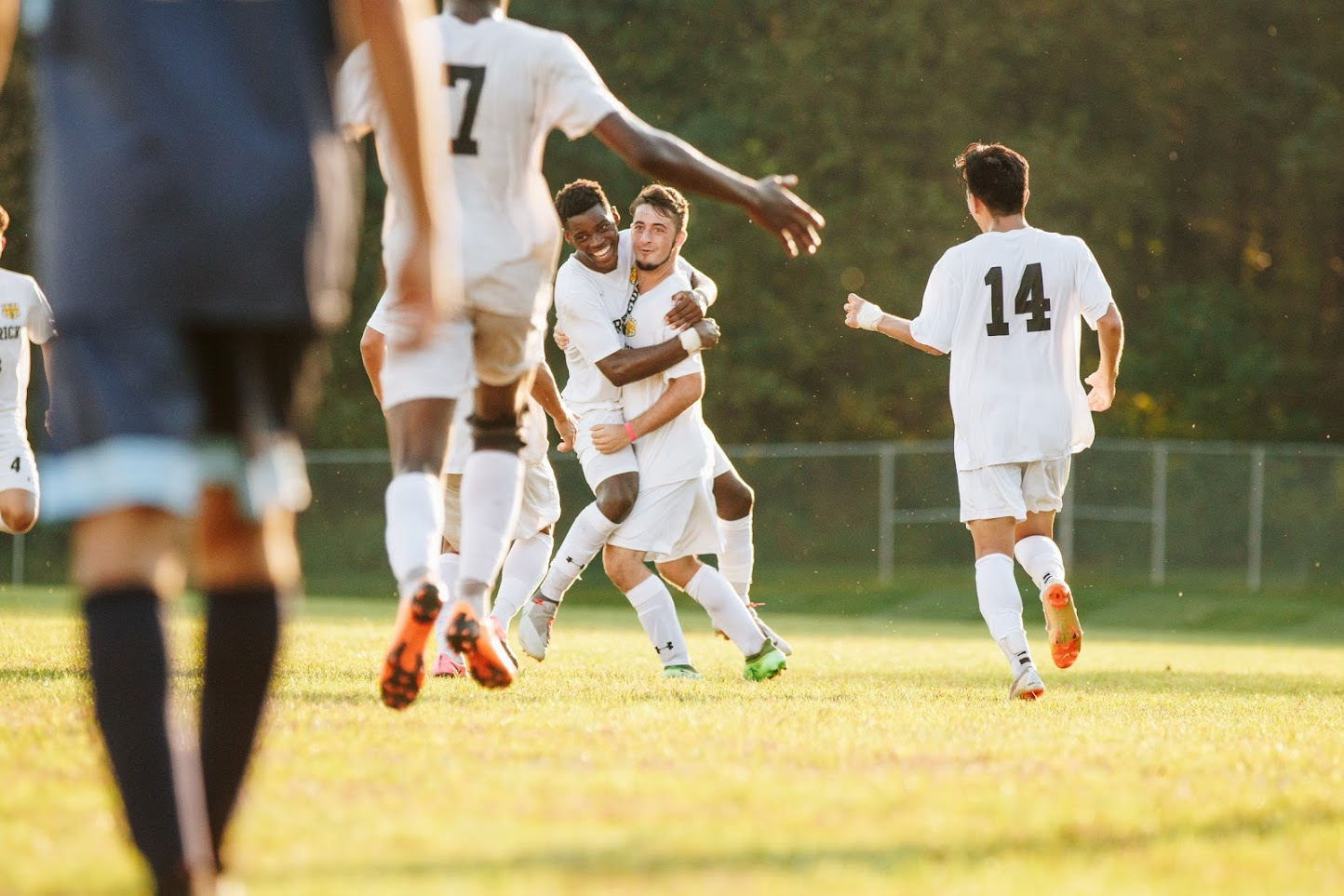 FCC Upends PGCC In Conference Showdown