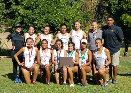 2018 Fresno Invitational Women's Team Champions for the second consecutive year.