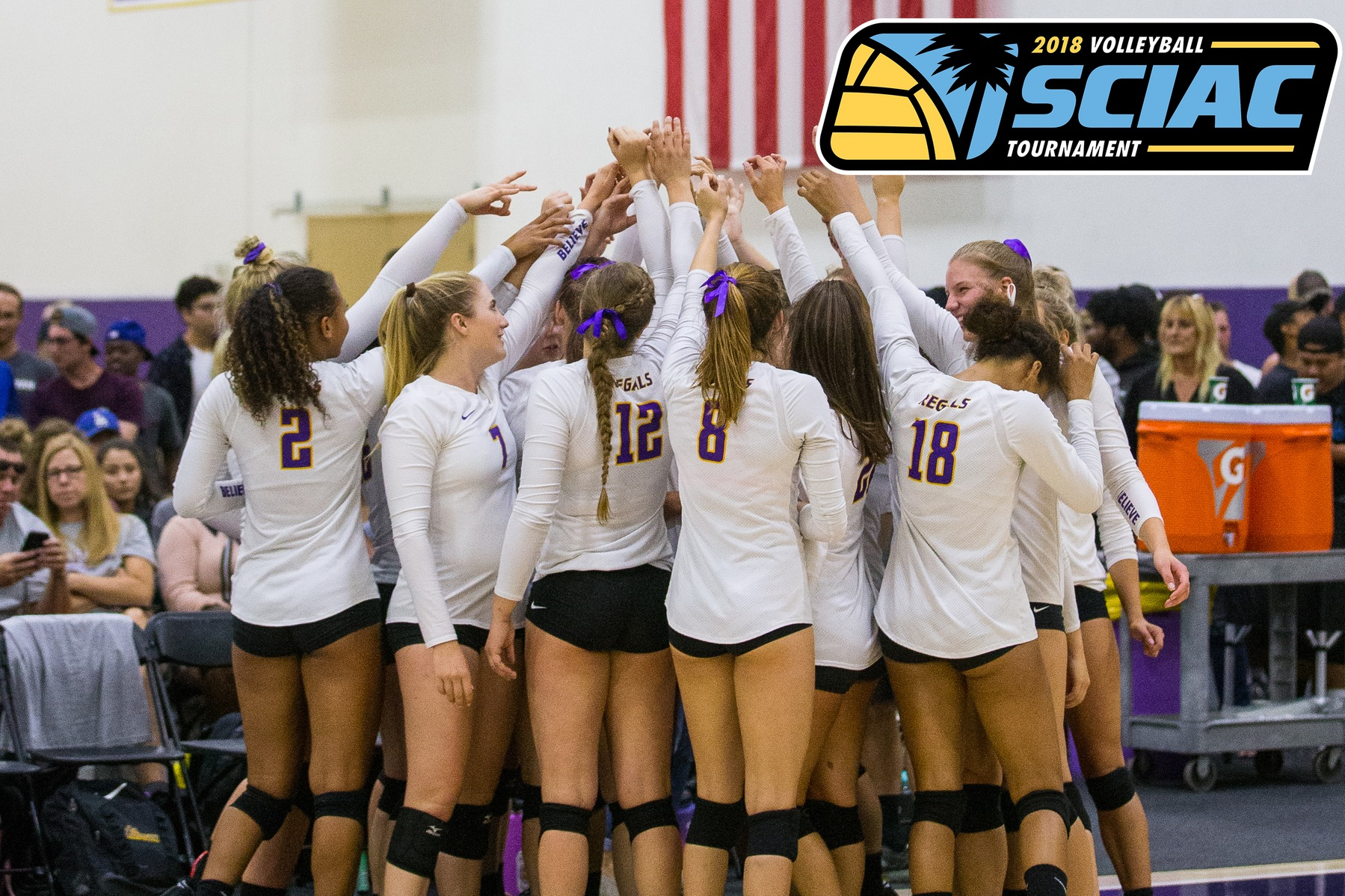 Regals Host Panthers in SCIAC Tournament Semifinals