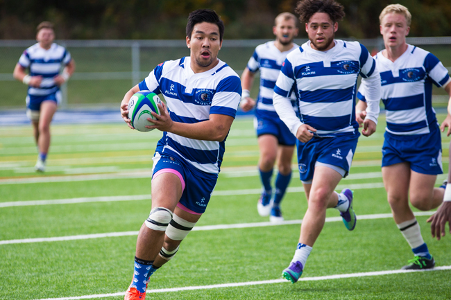 MEN'S RUGBY CHAMPIONSHIP GAME RESCHEDULED