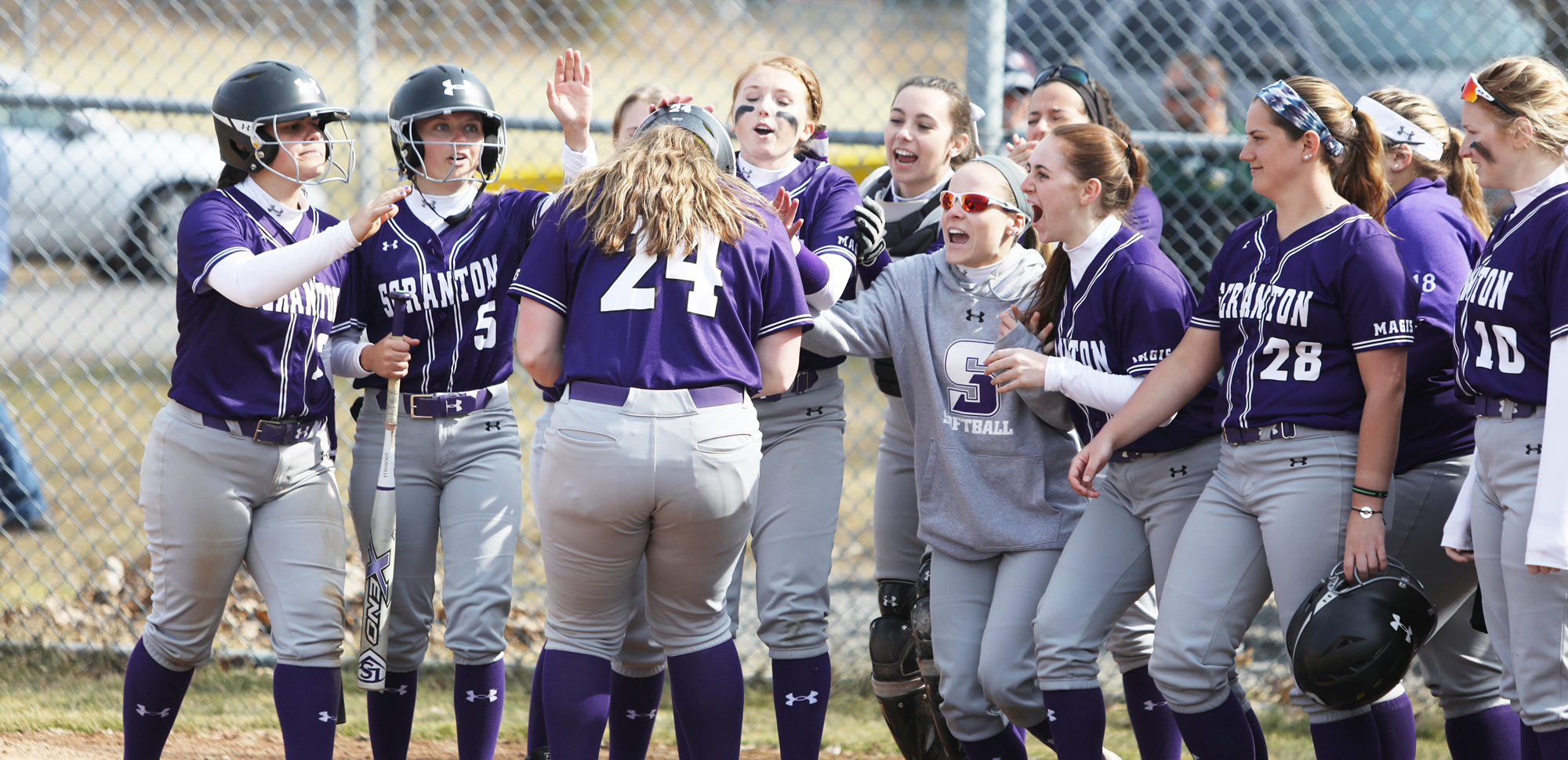 Softball Program to Host Brain Injury Awareness Game Saturday vs. Catholic