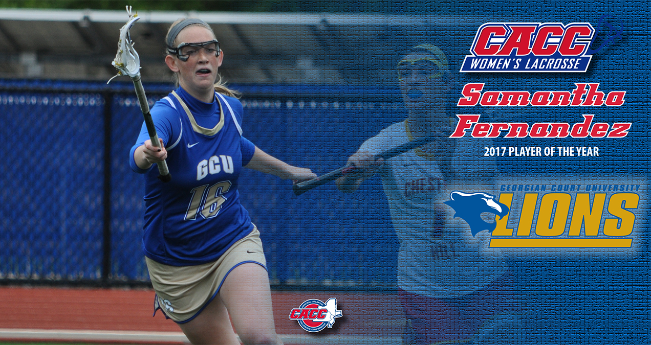 GCU's Samantha Fernandez Named 2017 CACC WLAX Player of the Year; All-CACC Teams Announced