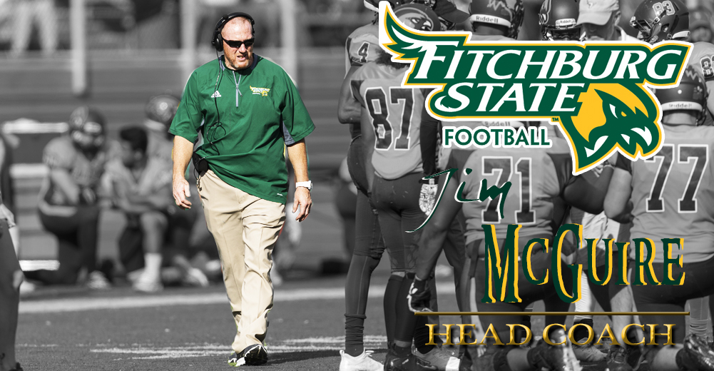 McGuire has Interim Tag Removed, Named Football Head Coach