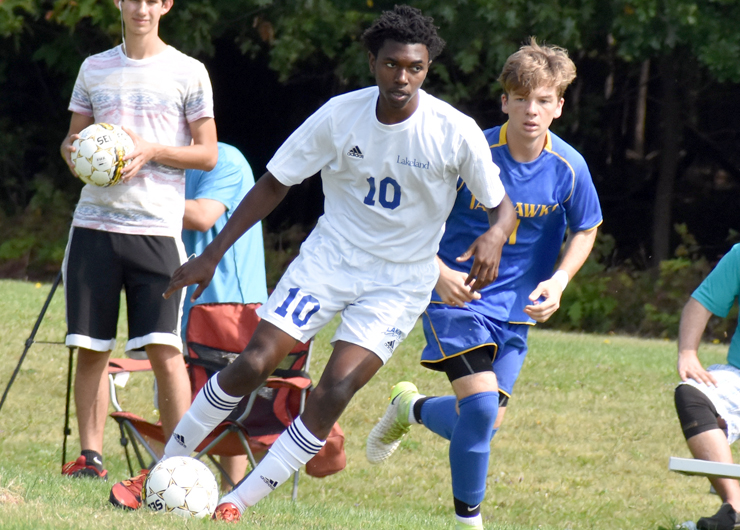 Late goal from Matkovic lifts Lakeland over Muskegon, 2-1