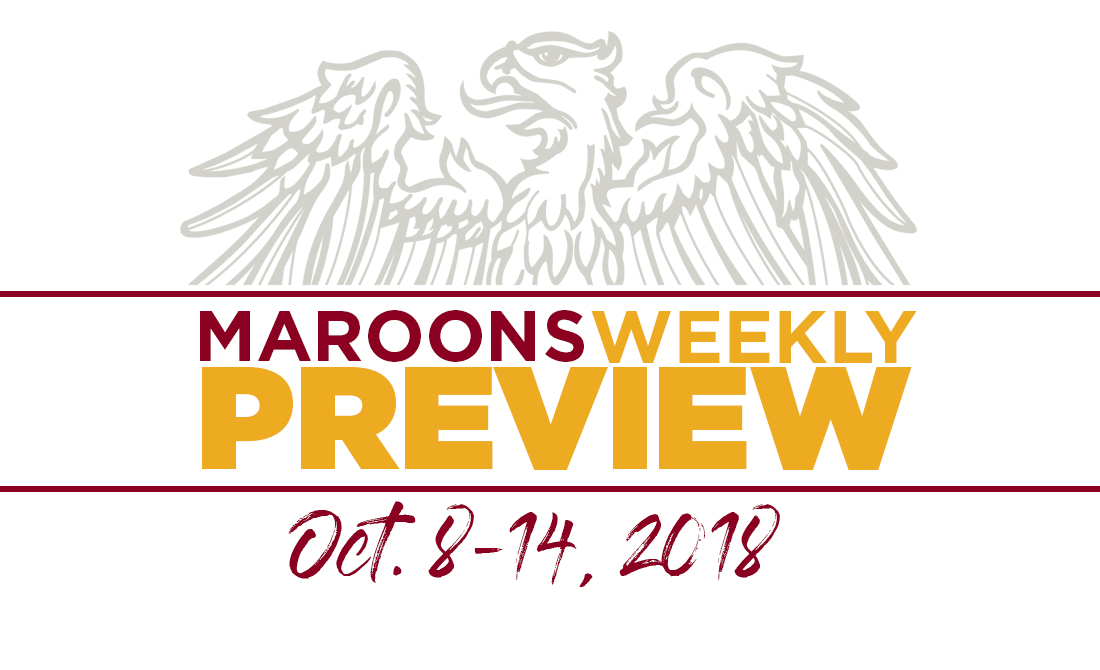 UChicago Athletics Preview: October 8-14
