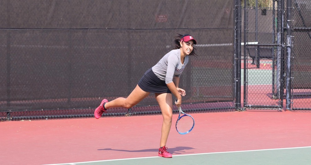 Women's Tennis Picks Up Three Wins On Saturday At ITA Northwest Regional Championships