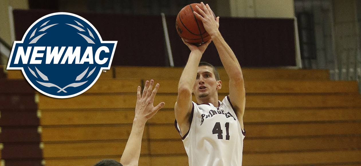 Post Honored As NEWMAC Men's Basketball Defensive Athlete of the Week