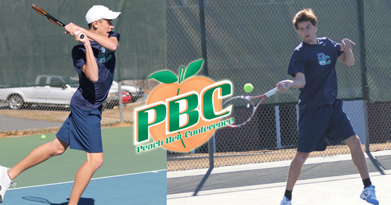 Bobcats Put two on PBC Men's Tennis All-Academic team