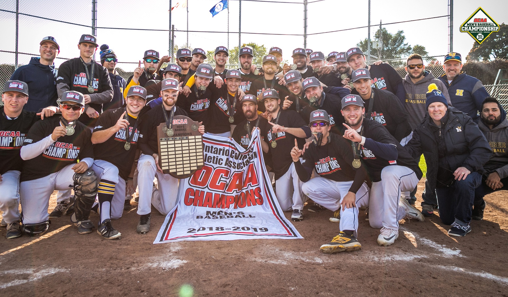 BASEBALL'S FIRST TITLE COMES BY WAY OF STIRRING 14-5 COME-FROM-BEHIND WIN
