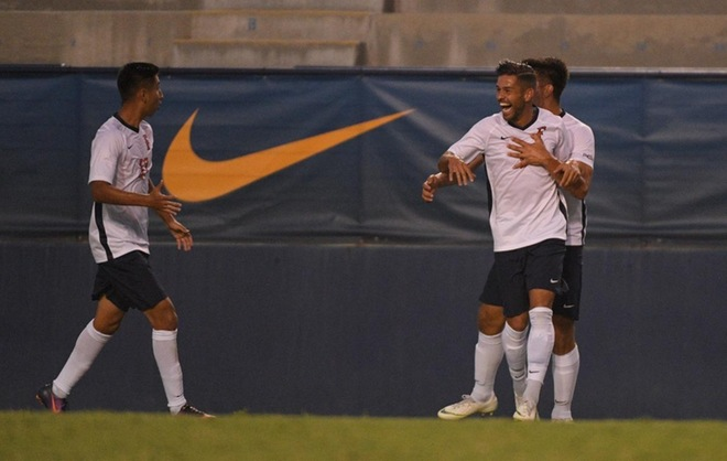 Titans Net Two Goals in Second Half to Earn a Draw Against CSUN