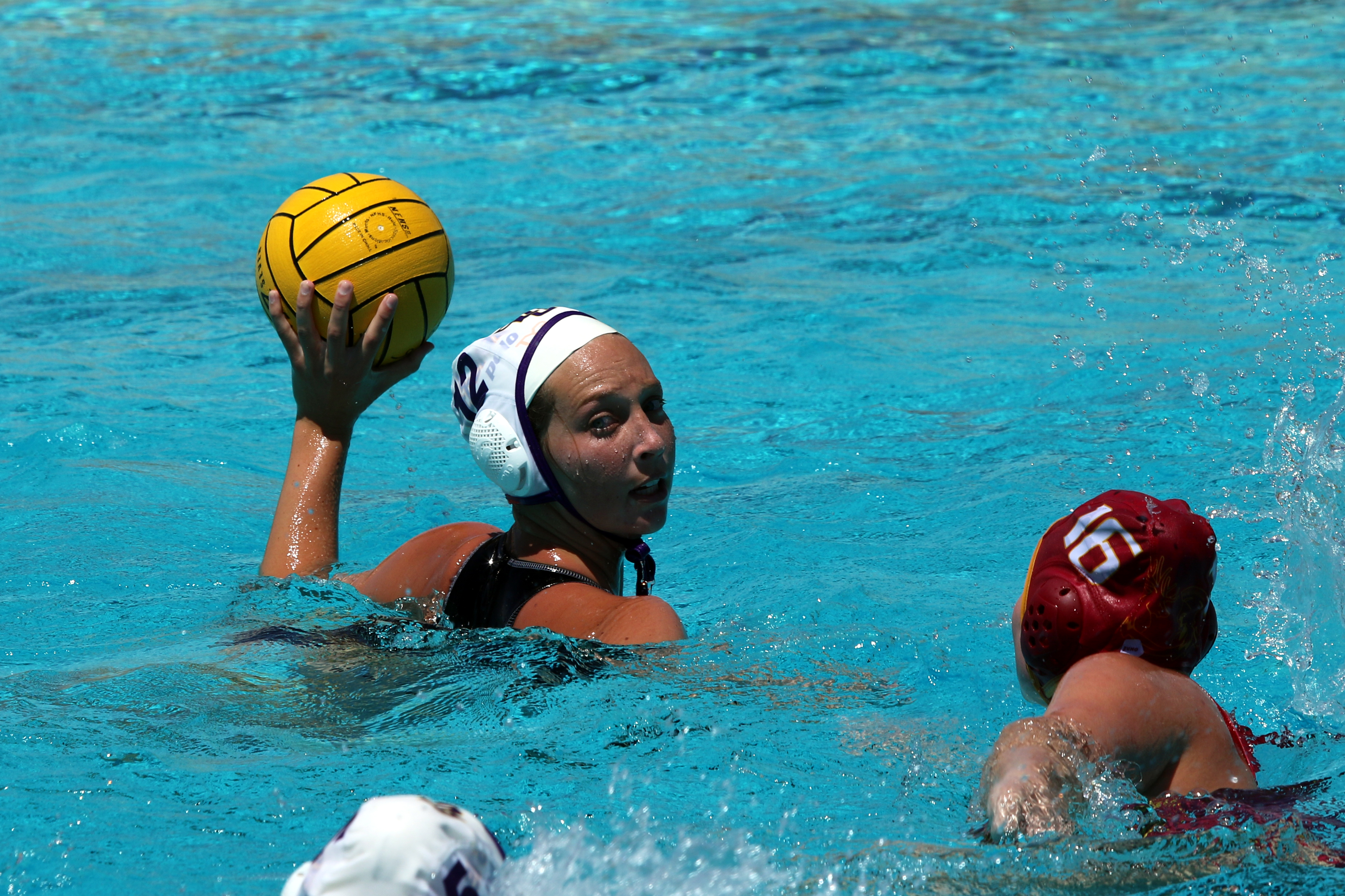 Seeds Hold on Day 1 of SCIAC Women's Water Polo Championships