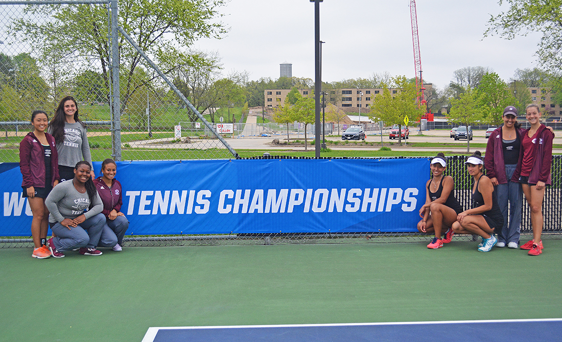 UChicago Women's Tennis Captures Eighth Regional Crown; Headed to NCAA Elite Eight