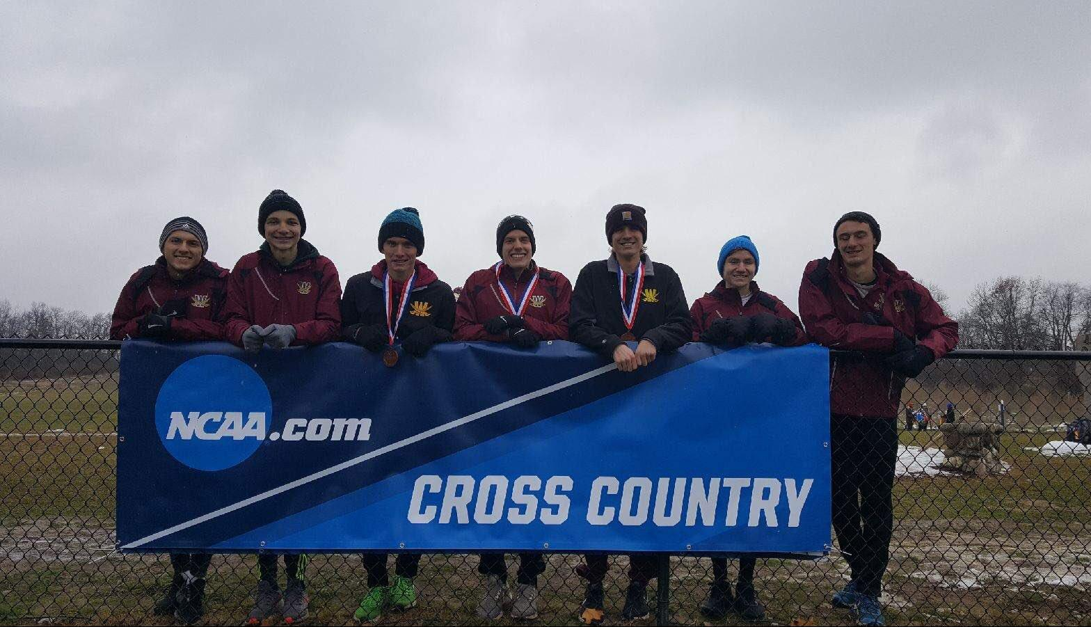 Men's Cross Country Secures A Spot to NCAA DII National Championship