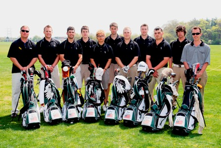 Rams Win Farmingdale State Golf Invitational