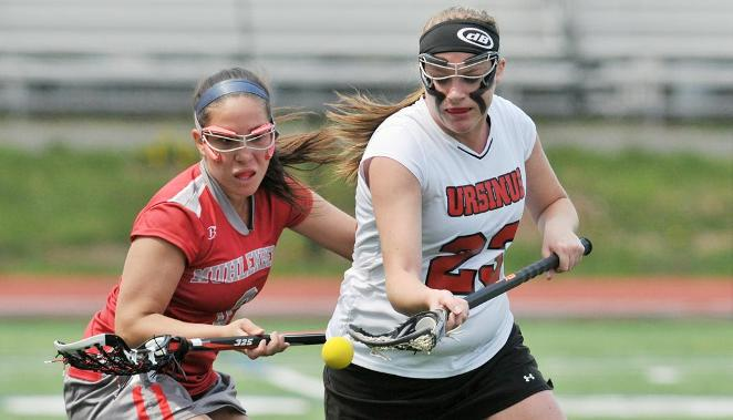 Strong second half puts Muhlenberg over Women's Lacrosse