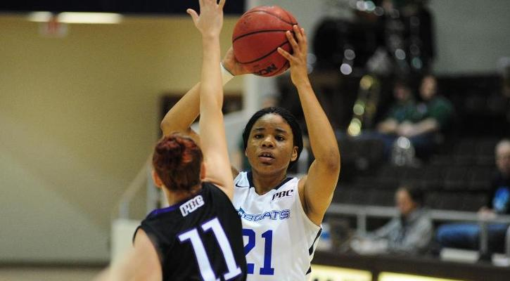 GC Women's Basketball Team's Second-Half Rally Too Much for Georgia Southwestern
