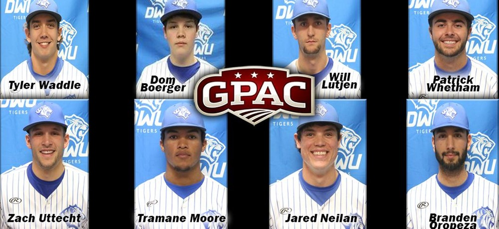 DWU baseball lands eight on All-GPAC Honorable Mention list
