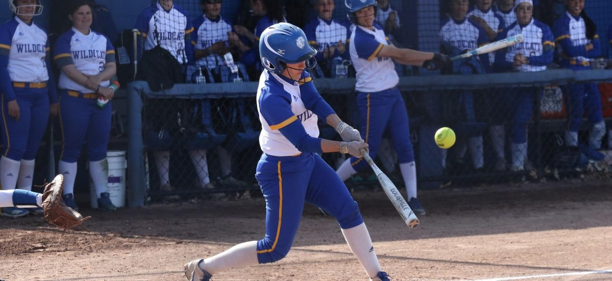 Wildcats Drop Two at ECSU