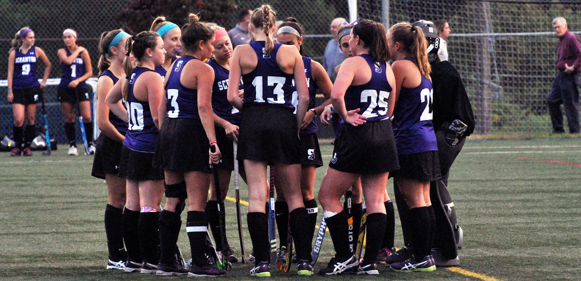 The field hockey team is hosting an ID Clinic on Saturday, March 24 at Fitzpatrick Field.