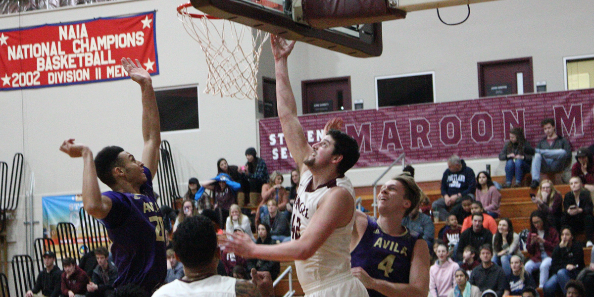 Men's Basketball Unable to Slow down Avila in 90-76 loss