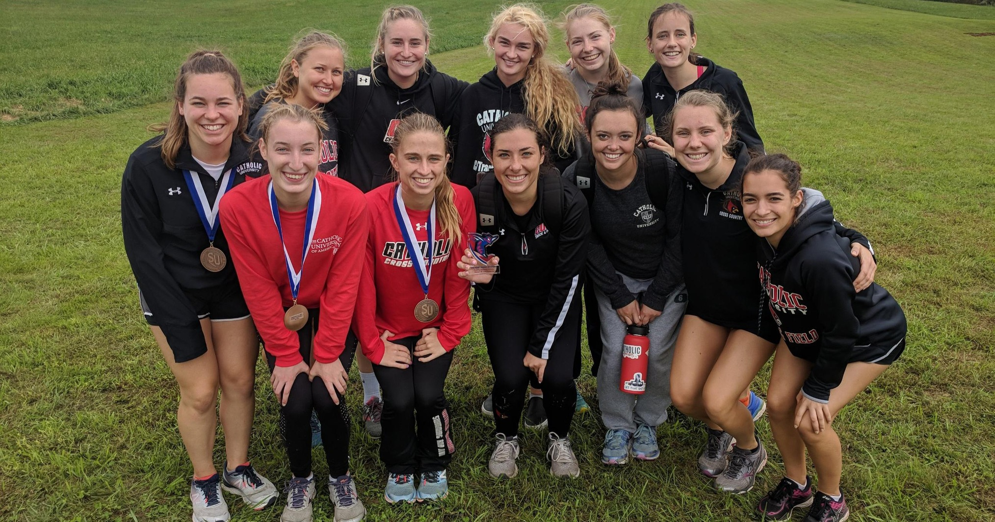 Cardinals Place Second at the Hornet Harrier Invite