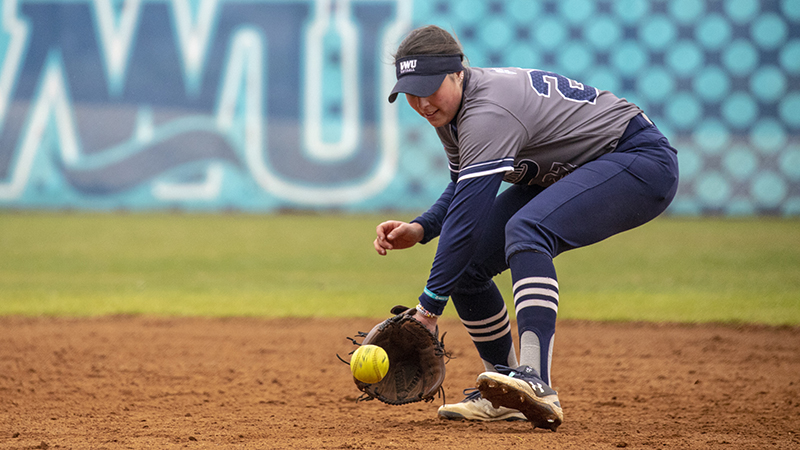 Softball Avoids Elimination with Pair of Victories