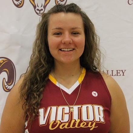 Rams Women's Basketball's: Amber Evans