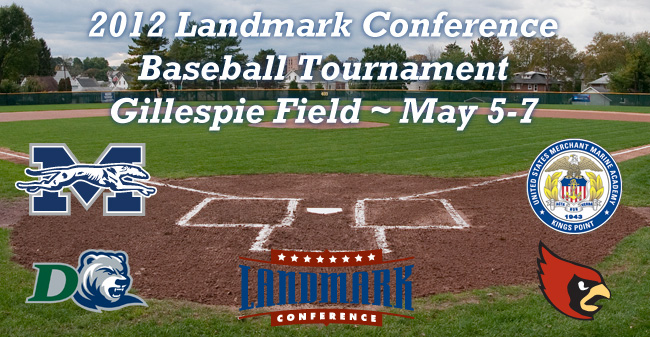 2012 Landmark Conference Baseball Championship Tournament